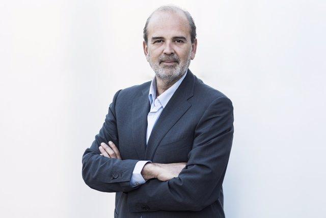 El consejero delegado de Nabiax, Emilio Díaz