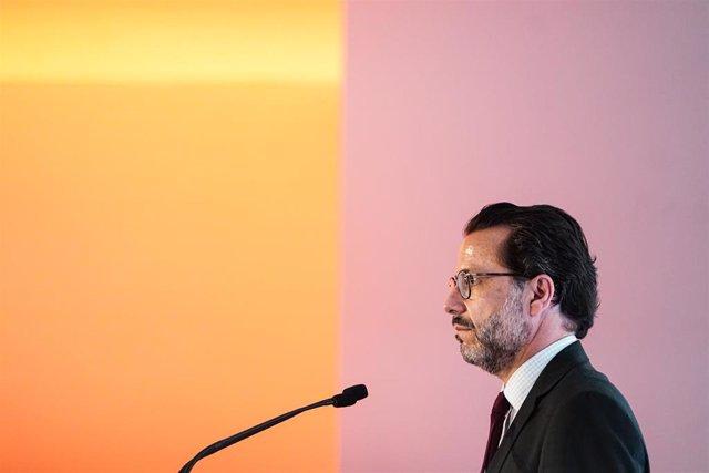 El consejero de Economía, Hacienda y Empleo del Gobierno regional, Javier Fernández-Lasquetty.