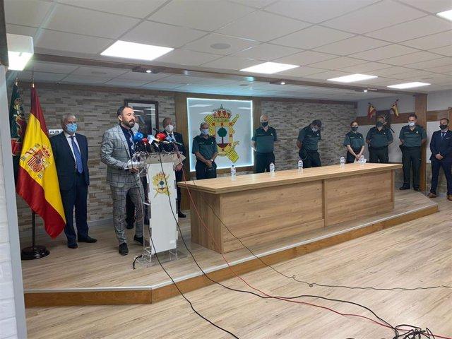 """Desmantelados dos de los laboratorios de 'speed' """"más importantes de España"""" en Gipuzkoa y Bizkaia"""