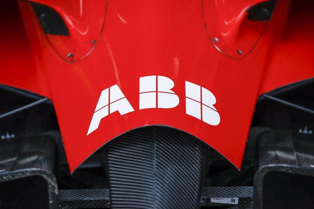 Archivo - TAG Heuer Porsche Formula E Team, Porsche 99X Electric, ABB logo ambiance during the 2021 Puebla ePrix, 5th meeting of the 2020-21 Formula E World Championship, on the Autodromo Miguel E. Abed from June 18 to 20, in Puebla, Mexico - Photo Xavi B