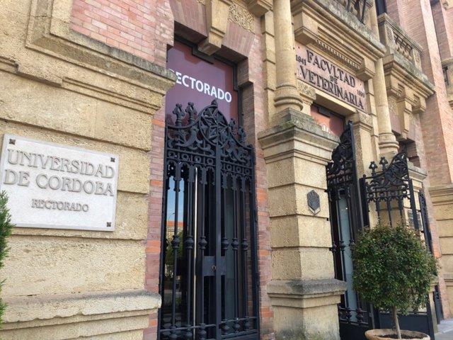 Archivo - El Rectorado de la Universidad de Córdoba (UCO)