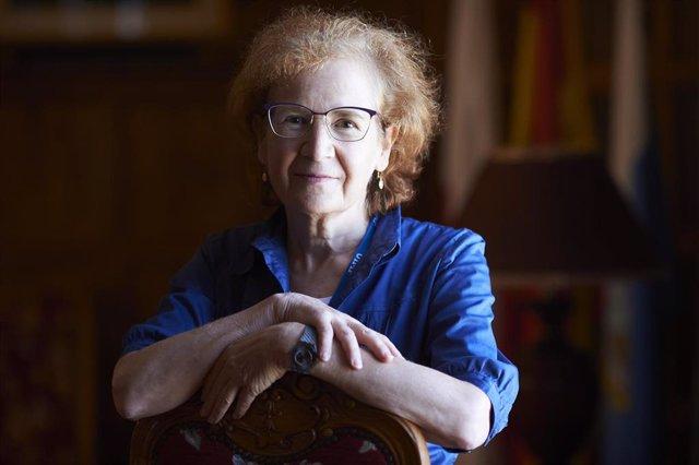 Archivo - Margarita del Val, líder del Grupo de investigación de Inmunología Viral en el Centro Biología Molecular Severo Ochoa.- Archivo
