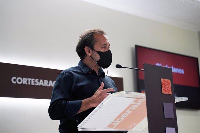 José luis Saz, diputado de Cs