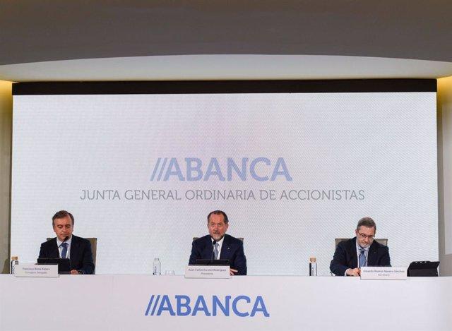 Junta general de accionistas de Abanca