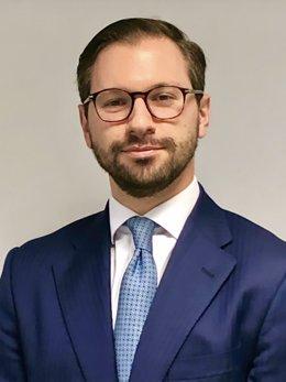 El responsable de cuentas y depósitos de Deutsche Bank España, Fernando Camacho.