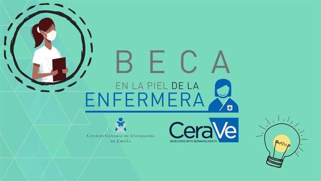 Enfermeros y CeraVe crean una beca para iniciativas que mejoren la calidad de vida con el cuidado de la piel
