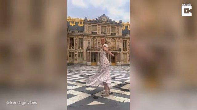 Esta joven dejó el trabajo de sus sueños para irse a vivir a París de Au Pair