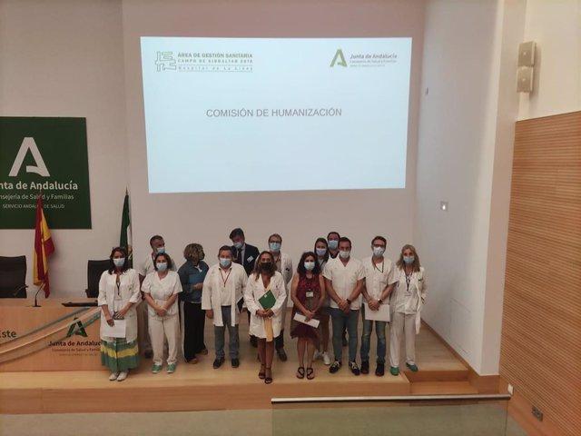 Comisión de Humanización del Campo de Gibraltar Este.