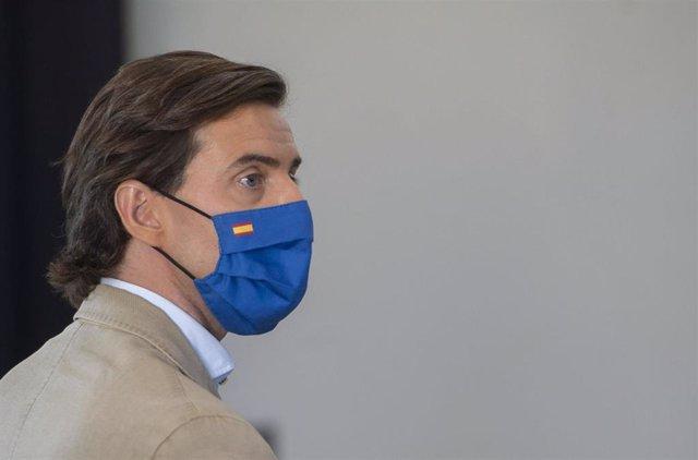 El vicesecretario de Comunicación del PP, Pablo Montesinos, en una imagen reciente.