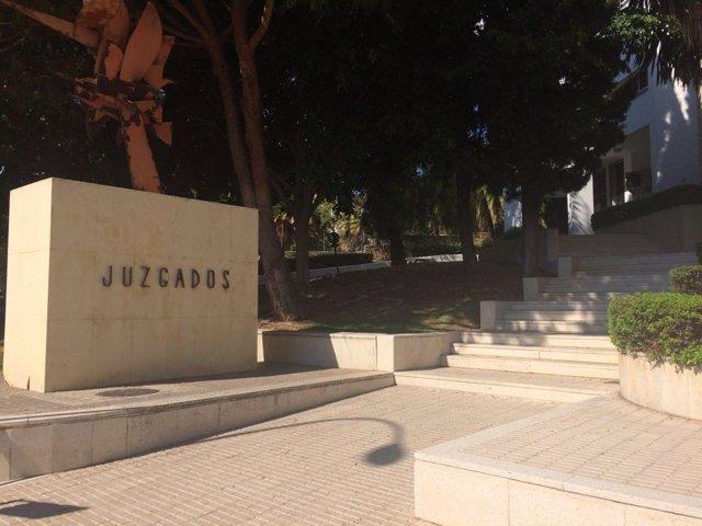 Archivo - Juzgados de Marbella