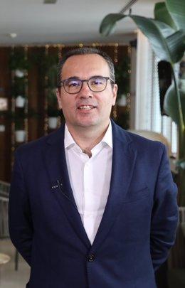 El director ejecutivo de GoContact, Rui Marquez