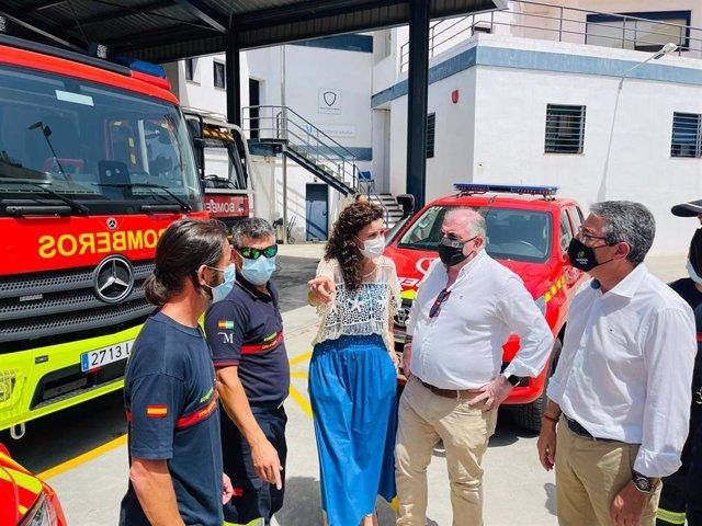 Rincón incorpora un vehículo de bomberos