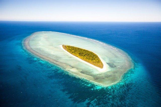 Mast Head Island, Great Barrier Reef, Queensland, Australia. WWF