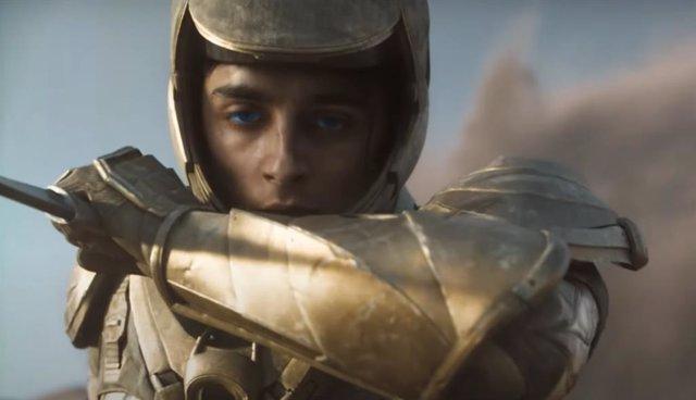 Nuevo y monumental tráiler de Dune