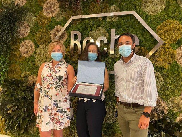 SIGRE reconoce a Roche por la mejora ambiental de sus envases farmacéuticos y la optimización en distribución