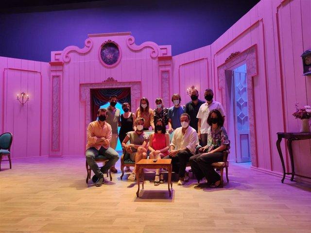 Presentación de 'La serva padrona' en el Teatre Principal