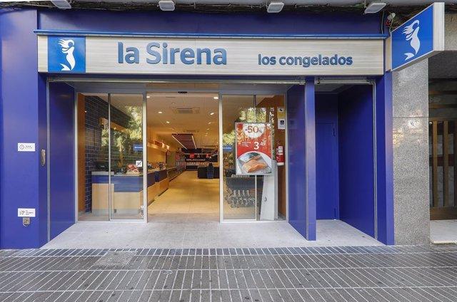 Archivo - Arxiu - Un establiment de La Sirena