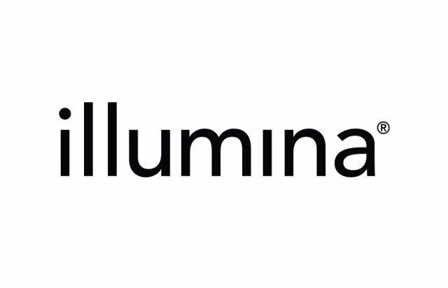 Archivo - Logo de la empresa Illumina.