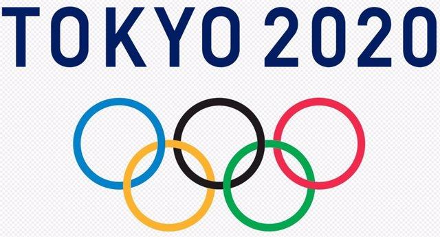 Arxiu - Logotip dels Jocs Olímpics de Tòquio 2020