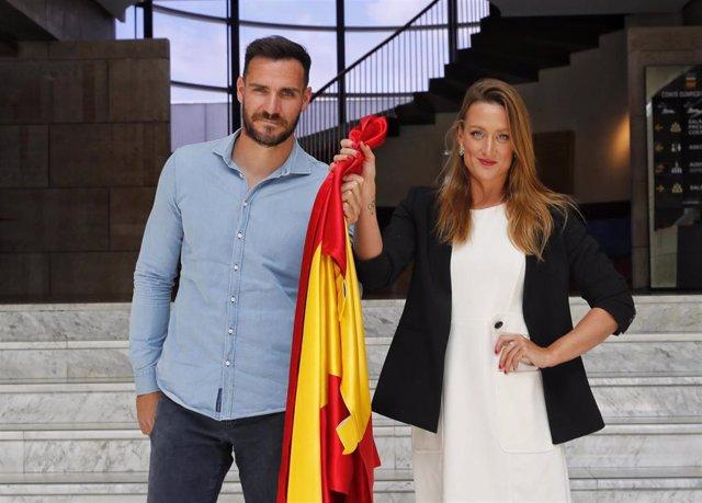 Saúl Craviotto será el abanderado, junto a Mireia Belmonte, de la delegación española en los Juegos Olímpicos de Tokyo 2020.