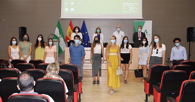 Especialistas internos residentes se incorporan al Área de Gestión Sanitaria Serranía de Ronda