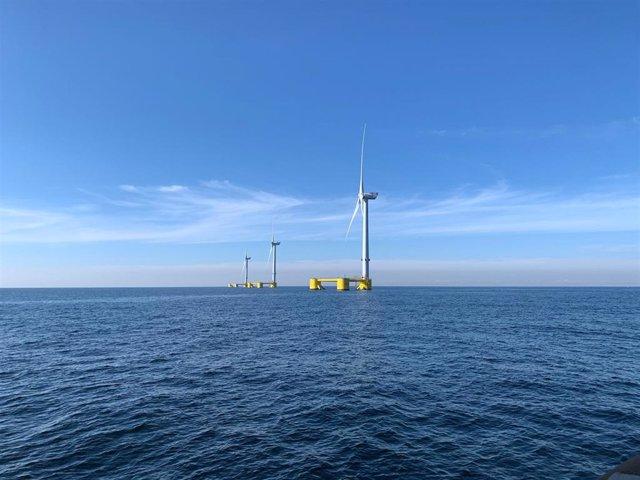 Proyecto de eólica marina de Ocean Winds