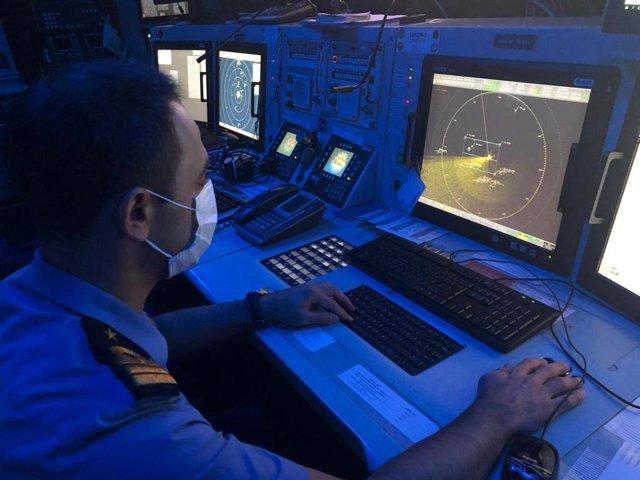 La Marina de Turquía investiga un naufragio en el Egeo