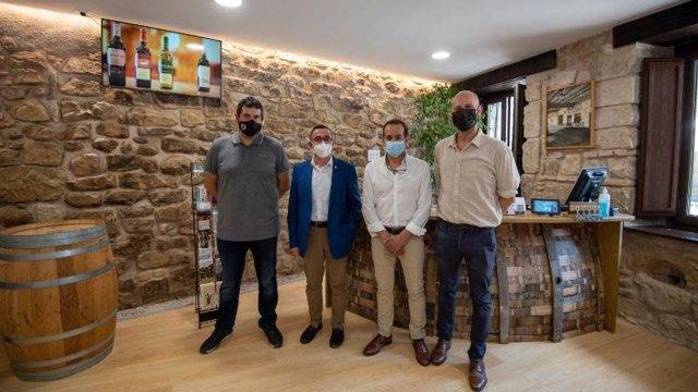 Cenicero tiene nueva Oficina de Turismo