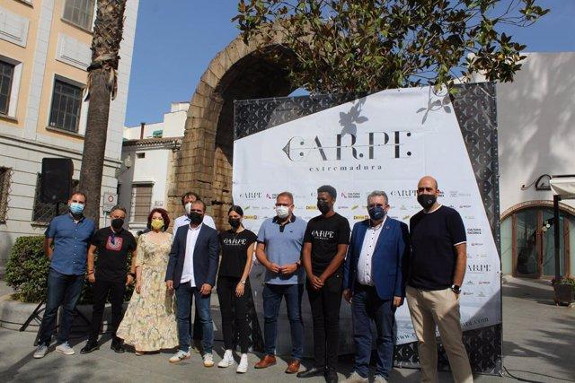 Presentación Carpe Extremadura