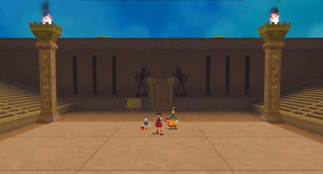 Kingdom Hearts Coliseo