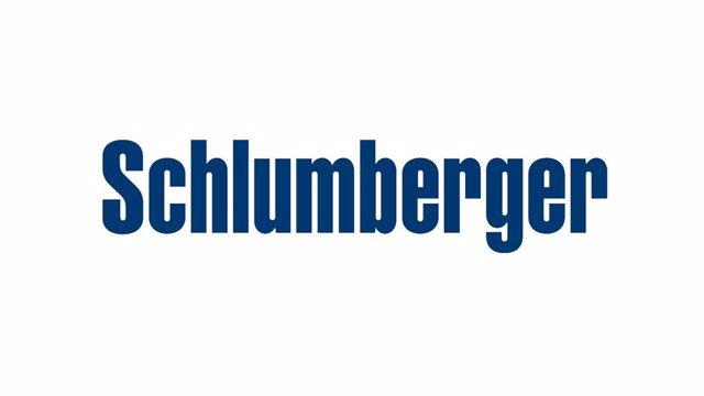 Archivo - Logo de Schlumberger.
