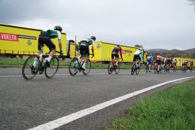 Correos es el nuevo operador logístico oficial de La Vuelta 21