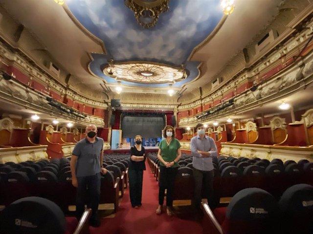 El Ayuntamiento de València inicia el trámite para declarar Sitio Histórico y Bien de Relevancia Local el Teatro Olympia.