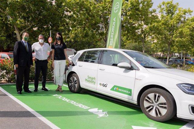 Iberdrola y GO fit se alían para impulsar la movilidad sostenible