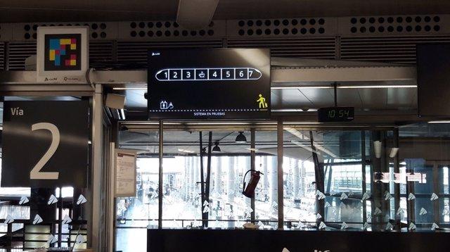 Estación de Madrid Puerta de Atocha