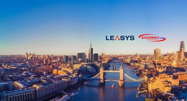 Leasys compre ER Capital