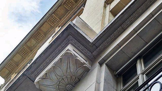 Edificio de Rothschild en París