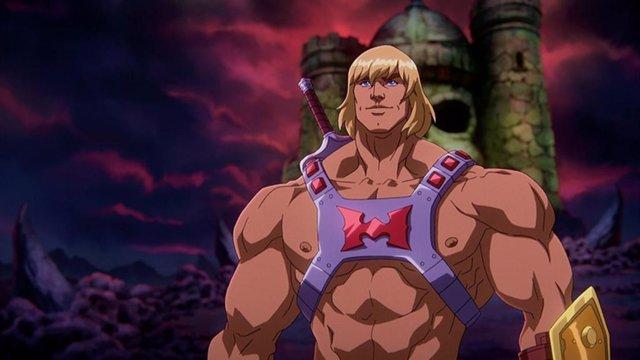 """Los fans de He-Man bendicen Masters del Universo Revelación de Netfix: """"Es el universo que me enamoró de niño"""""""