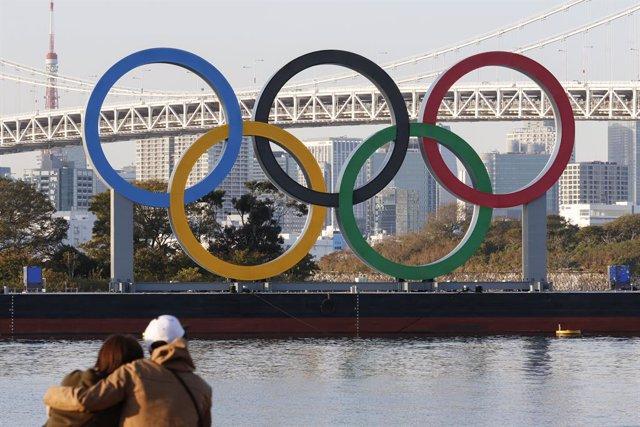 Archivo - Juegos Olímpicos de Tokio