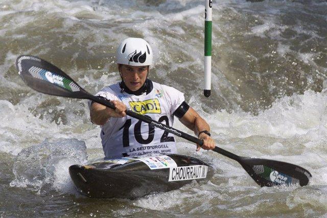 Archivo - Maialen Chorraut, campeona olímpica en Río de Janeiro 2016.