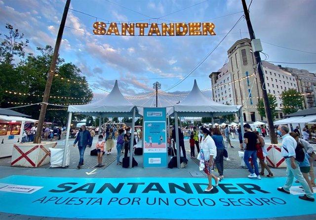 Medidas de seguridad para el evento de Santiago.