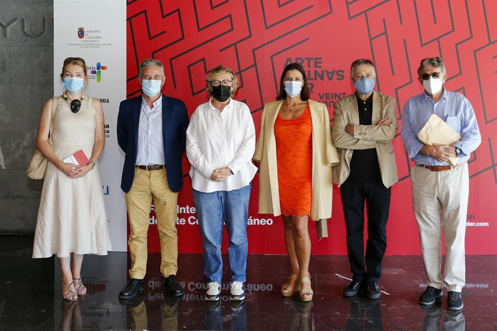La 29 edición de Artesantander abre sus puertas con 42 galerías, cuatro internacionales
