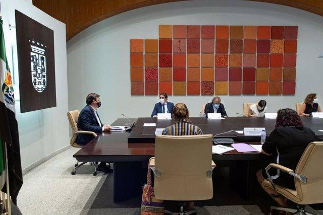 Reunión del Consejo de Gobierno de la Junta esta semana