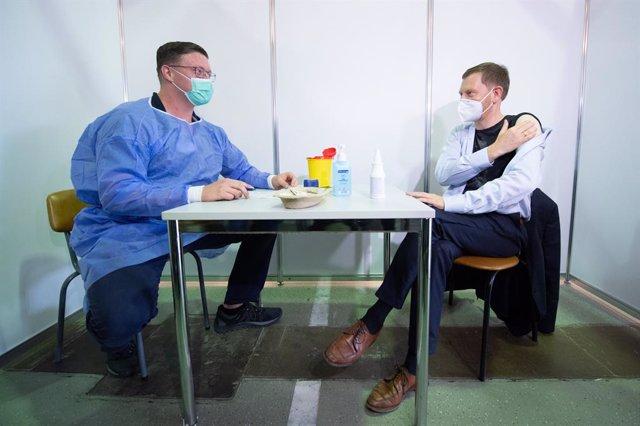 Vacunació contra el coronavirus a Alemanya