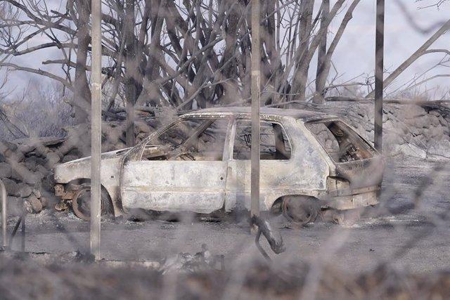 Incendis a Sardenya