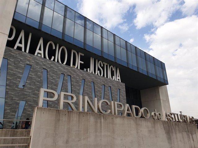 Archivo - Juzgados de Gijón.