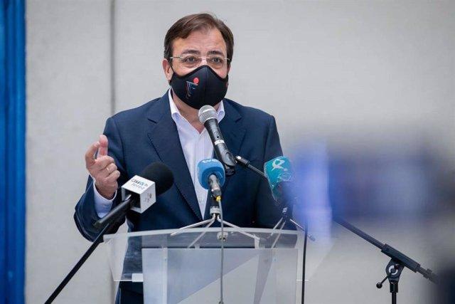 Guillermo Fernández Vara, en una foto de archivo