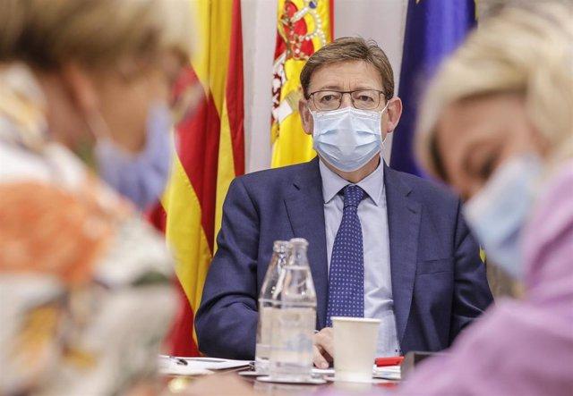 El presidente de la Generalitat, Ximo Puig, en una imagen de archivo.