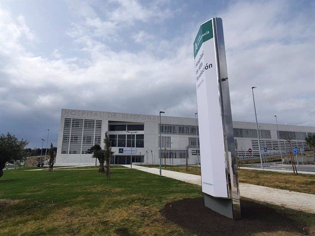 Foto de archivo del Hospital de Alta Resolución de Estepona
