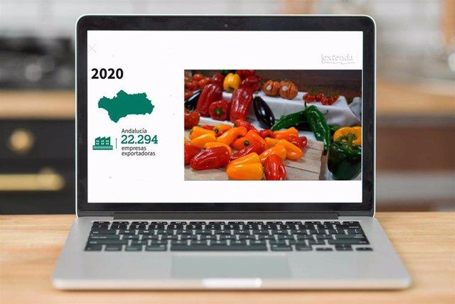 Andalucía se ha posicionado como la cuarta comunidad con el mayor número de empresas exportadoras, solo superada por Madrid, Cataluña y la Comunidad Valenciana.
